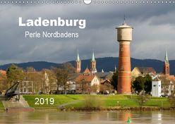 Ladenburg – Perle Nordbadens (Wandkalender 2019 DIN A3 quer) von Losekann,  Holger