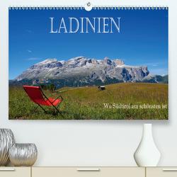 Ladinien – Wo Südtirol am schönsten ist (Premium, hochwertiger DIN A2 Wandkalender 2020, Kunstdruck in Hochglanz) von Pfleger,  Hans