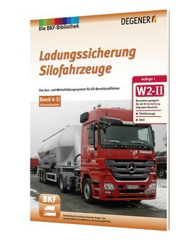 Ladungssicherung für Silofahrzeuge von Busch,  Stefan, Matthias,  Egon