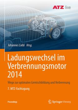 Ladungswechsel im Verbrennungsmotor 2014 von Liebl,  Johannes