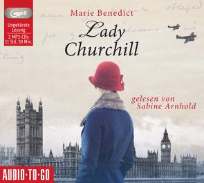Lady Churchill von Arnhold,  Sabine, Benedict,  Marie