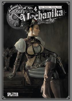 Lady Mechanika Collector's Edition. Band 4 von Benitez,  Joe, Chen,  M. M., Montiel,  Martin