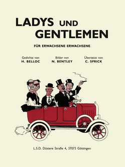 Ladys und Gentlemen von Belloc,  Hilaire, Sprick,  Claus
