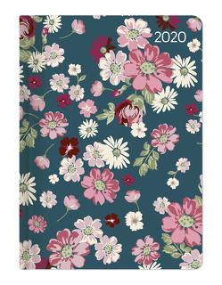 Ladytimer Flower Love 2020 – Blumen – Taschenkalender A6 (11 x 15) – Weekly – 192 Seiten – Notizbuch – Terminplaner von ALPHA EDITION