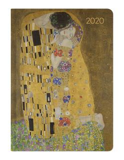 Ladytimer Klimt 2020 – Taschenkalender A6 (11 x 15) – Weekly – 192 Seiten – Notizbuch – Terminplaner von ALPHA EDITION