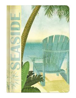 Ladytimer Seaside 2020 – Küste – Taschenkalender A6 (11 x 15) – Weekly – 192 Seiten – Notizbuch – Terminplaner von ALPHA EDITION