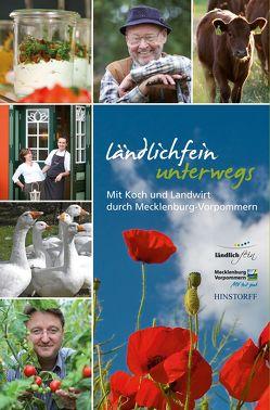 Ländlichfein unterwegs von Klehn,  Helga, Schulz,  Sabrina
