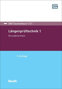 Längenprüftechnik 1 – Buch mit E-Book