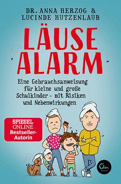 Läusealarm von Herzog,  Anna, Hutzenlaub,  Lucinde