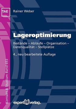 Lageroptimierung von Weber,  Rainer