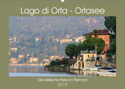 Lago di Orta – Ortasee (Wandkalender 2019 DIN A2 quer) von photography - Werner Rebel,  we're
