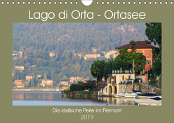 Lago di Orta – Ortasee (Wandkalender 2019 DIN A4 quer) von photography - Werner Rebel,  we're