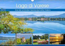 Lago di Varese – Eine der schönsten Seenlandschaften Italiens (Wandkalender 2019 DIN A3 quer) von LianeM