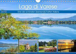 Lago di Varese – Eine der schönsten Seenlandschaften Italiens (Wandkalender 2019 DIN A4 quer) von LianeM