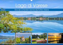 Lago di Varese – Eine der schönsten Seenlandschaften Italiens (Wandkalender 2020 DIN A2 quer) von LianeM