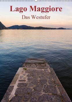 Lago Maggiore – Das Westufer (Wandkalender 2019 DIN A2 hoch) von N.,  N.