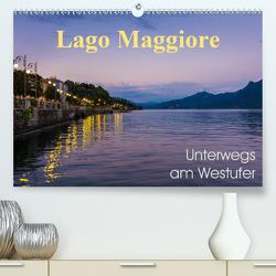 Lago Maggiore – Unterwegs am Westufer (Premium, hochwertiger DIN A2 Wandkalender 2020, Kunstdruck in Hochglanz) von Wasilewski,  Martin