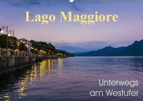 Lago Maggiore – Unterwegs am Westufer (Wandkalender 2018 DIN A2 quer) von Wasilewski,  Martin