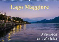 Lago Maggiore – Unterwegs am Westufer (Wandkalender 2019 DIN A2 quer) von Wasilewski,  Martin