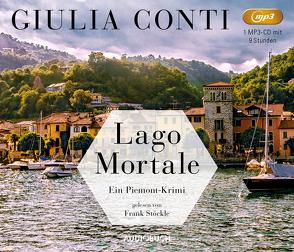 Lago Mortale von Conti,  Giulia, Stoeckle,  Frank