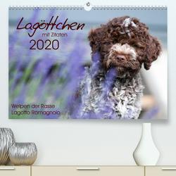 Lagöttchen (Premium, hochwertiger DIN A2 Wandkalender 2020, Kunstdruck in Hochglanz) von Backes,  Ulrich