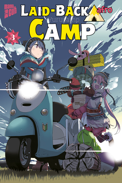 Laid-back Camp 3 von Afro