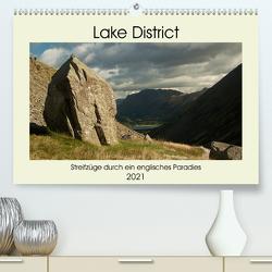 Lake District – Streifzüge durch ein englisches Paradies (Premium, hochwertiger DIN A2 Wandkalender 2021, Kunstdruck in Hochglanz) von Hallweger,  Christian