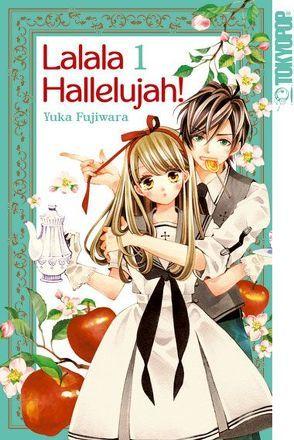 Lalala Hallelujah! 01 von Fujiwara,  Yuka
