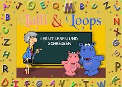 Lalli & Loops lernen lesen von Klinkowski,  Sandra
