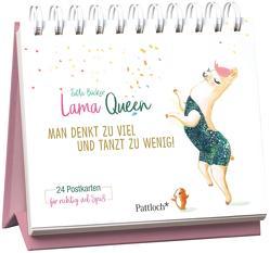 Lama Queen – Man denkt zu viel und tanzt zu wenig! von Bücker,  Jutta