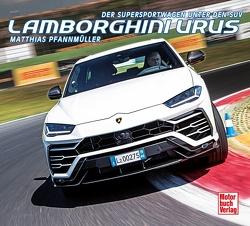 Lamborghini Urus von Pfannmüller,  Matthias