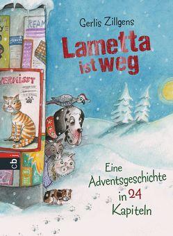 Lametta ist weg von Zillgens,  Gerlis