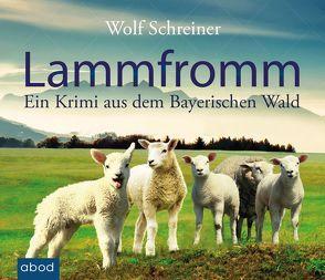 Lammfromm von Jungwirth,  Christian, Schreiner,  Wolf