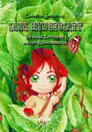 Lana Minzeblatt von Gogolin,  Claudia