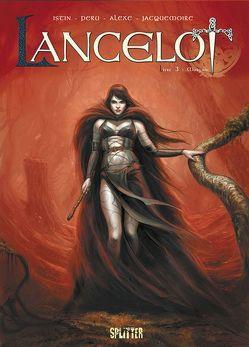 Lancelot von Alexe, Istin,  Jean-Luc, Peru,  Olivier