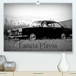 Lancia FlaviaCH-Version (Premium, hochwertiger DIN A2 Wandkalender 2020, Kunstdruck in Hochglanz) von Villard,  Michel