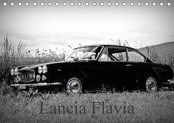 Lancia FlaviaCH-Version (Tischkalender 2019 DIN A5 quer) von Villard,  Michel