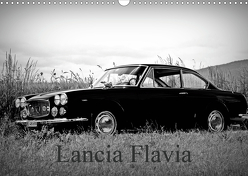 Lancia FlaviaCH-Version (Wandkalender 2020 DIN A3 quer) von Villard,  Michel