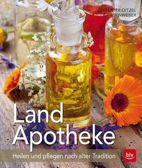Land-Apotheke von Dittmeier-Ditzel,  Erika, Weidenweber,  Christine