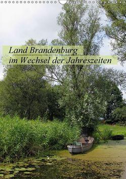 Land Brandenburg im Wechsel der Jahreszeiten (Wandkalender 2018 DIN A3 hoch) von Frost,  Anja