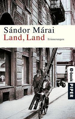 Land, Land von Heinrichs,  Siegfried, Márai,  Sándor, Skirecki,  Hans