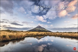 Land of the Rings – Neuseeland Kalender 2022 von Heye