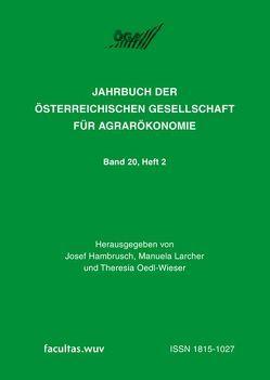 Land- und Ernährungswirtschaft 2020 von Hambrusch,  Josef, Larcher,  Manuela, Oedl-Wieser,  Theresia