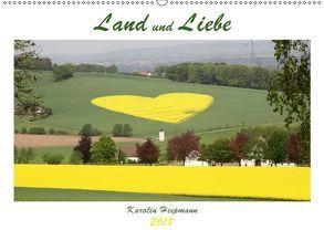 Land und Liebe (Wandkalender 2018 DIN A2 quer) von Heepmann,  Karolin