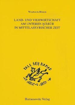 Land- und Viehwirtschaft am Unteren Habur in mittelassyrischer Zeit von Röllig,  Wolfgang