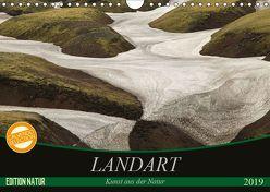 Landart – Kunst aus der Natur (Wandkalender 2019 DIN A4 quer) von N.,  N.