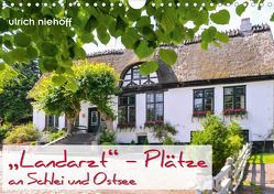 """Landarzt"" – Plätze an Schlei und Ostsee (Wandkalender 2020 DIN A4 quer) von Niehoff,  Ulrich"