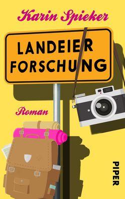 Landeierforschung von Spieker,  Karin