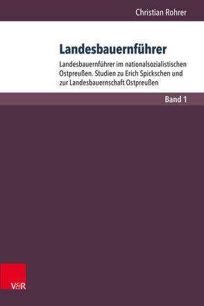 Landesbauernführer von Gabel,  Tobias, Rohrer,  Christian
