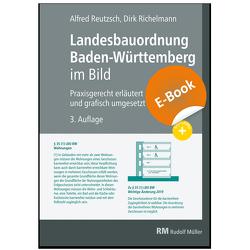 Landesbauordnung Baden-Württemberg im Bild – E-Book (PDF) von Reutzsch,  Alfred, Richelmann,  Dirk